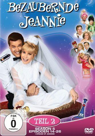 DVD »Bezaubernde Jeannie - Season 5, Vol.2 (2 Discs)«