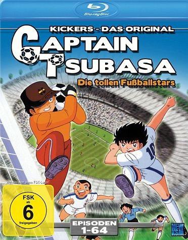 Blu-ray »Captain Tsubasa: Die tollen Fußballstars - Box...«