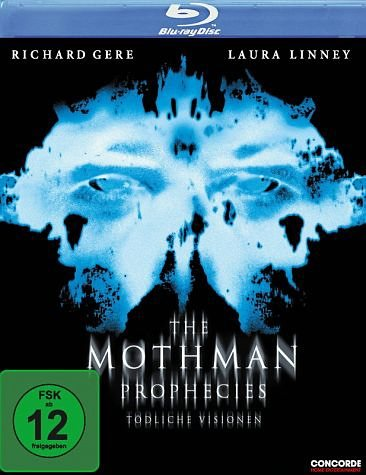 Blu-ray »The Mothman Prophecies - Tödliche Visionen«