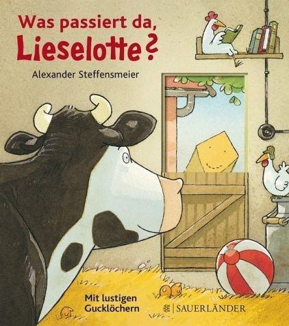 Broschiertes Buch »Was passiert da, Lieselotte?«