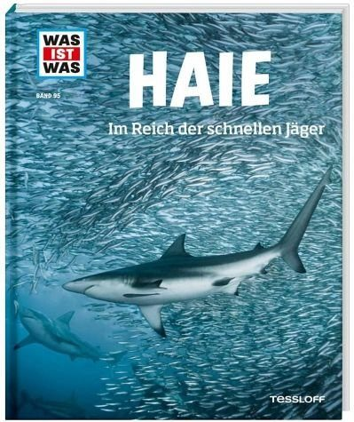Gebundenes Buch »Haie / Was ist was Bd.95«
