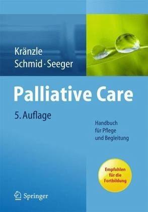 Broschiertes Buch »Palliative Care«