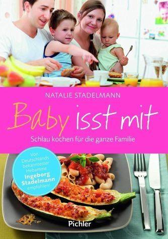 Broschiertes Buch »Baby isst mit«
