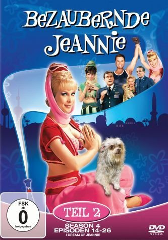 DVD »Bezaubernde Jeannie - Season 4, Vol.2 (2 Discs)«