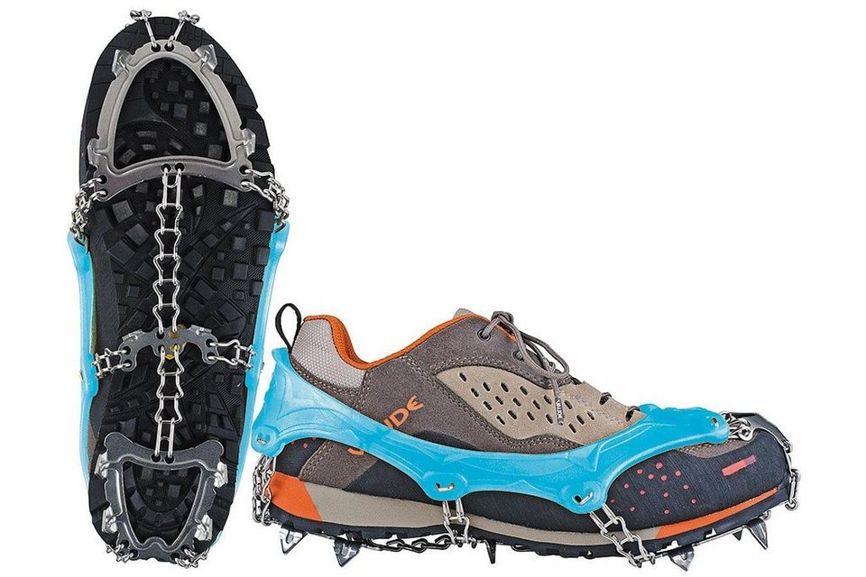 Edelrid Grödel »Spiderpick Crampon Shoes XL« in blau