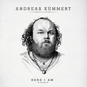 Audio CD »Andreas Kümmert: Here I Am«