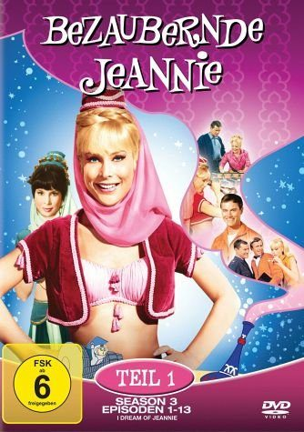 DVD »Bezaubernde Jeannie - Season 3, Vol.1 (2 Discs)«