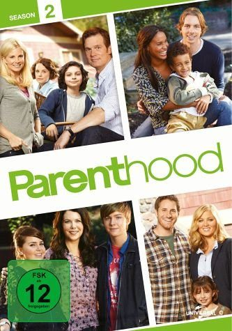 DVD »Parenthood - Season 2 (6 Discs)«