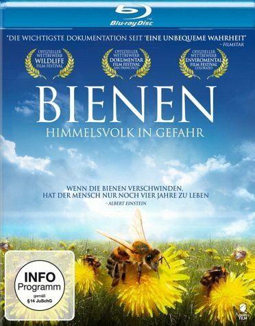 Blu-ray »Bienen - Himmelsvolk in Gefahr«
