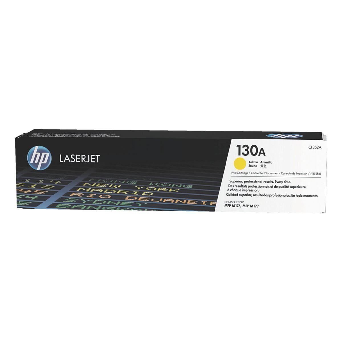 HP Druckkassette 130A »HP CF352A«