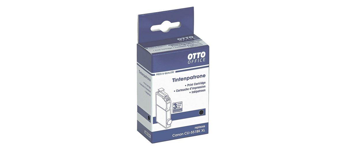 OTTO Office Standard Tintenpatrone ersetzt Canon »CLI-551BK XL«
