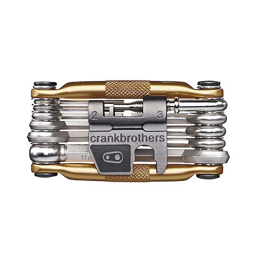 Crankbrothers Werkzeug & Montage »Multi 17 Tool«