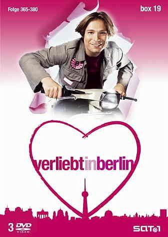 DVD »Verliebt in Berlin - Box 19, Folge 365-380 (3...«