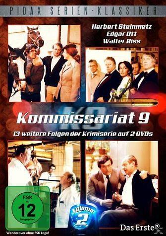 DVD »Kommissariat 9 - Volume 2 (2 Discs)«