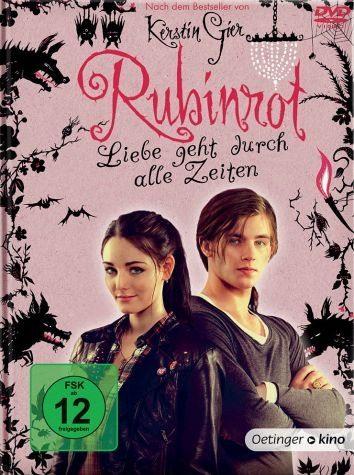 DVD »Rubinrot (nur für den Buchhandel)«