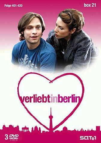 DVD »Verliebt in Berlin - Box 21, Folge 401-420 (3...«