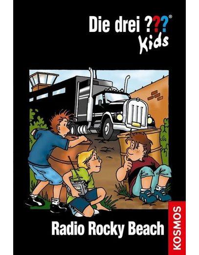 Gebundenes Buch »Radio Rocky Beach / Die drei Fragezeichen-Kids...«