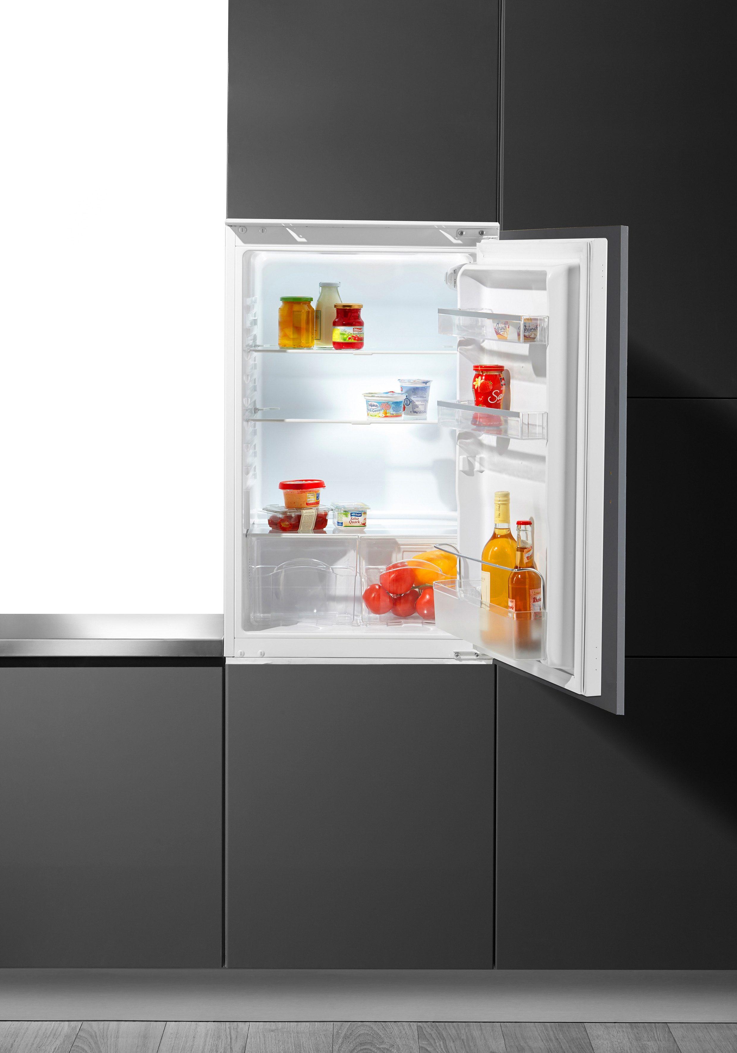Hanseatic Einbaukühlschrank HEKS 8854A2, A++, 88 cm hoch
