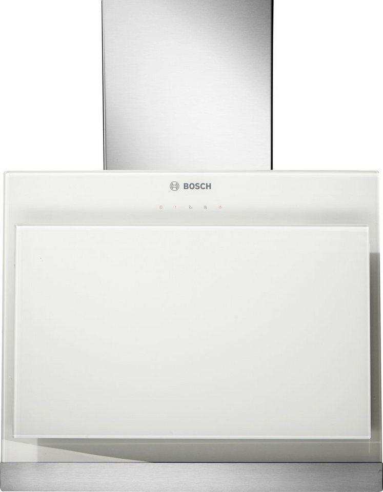 """BOSCH Kopffreihaube """"DWK06G620"""", 60 cm breit in weiß"""