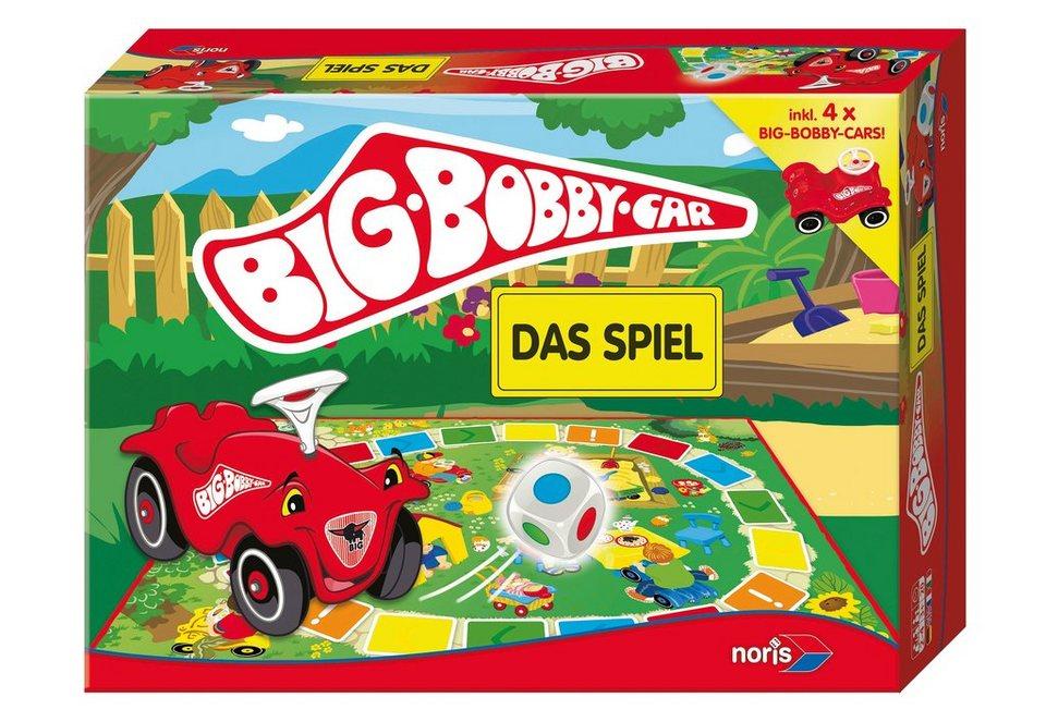 Kinderspiel, »Das BIG-BOBBY-CAR Spiel«, Noris