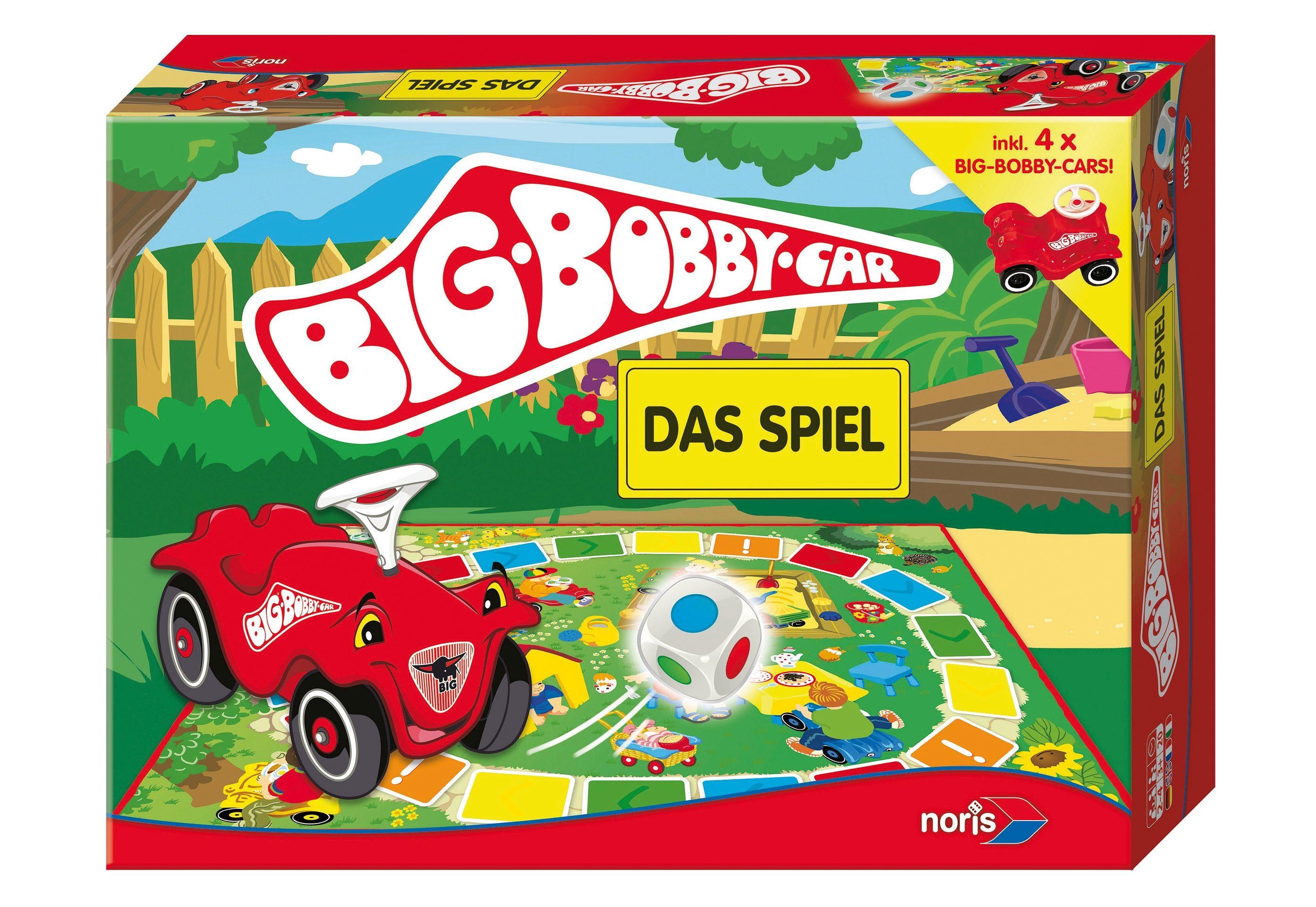 Noris, Kinderspiel, »Das BIG-BOBBY-CAR Spiel«