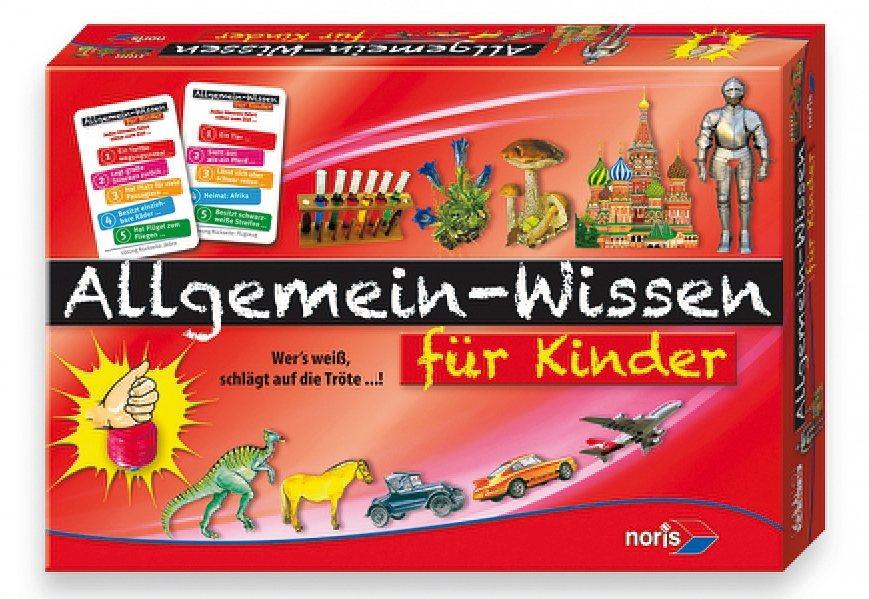 Noris, Quizspiel für Kinder, »Allgemein-Wissen für Kinder«