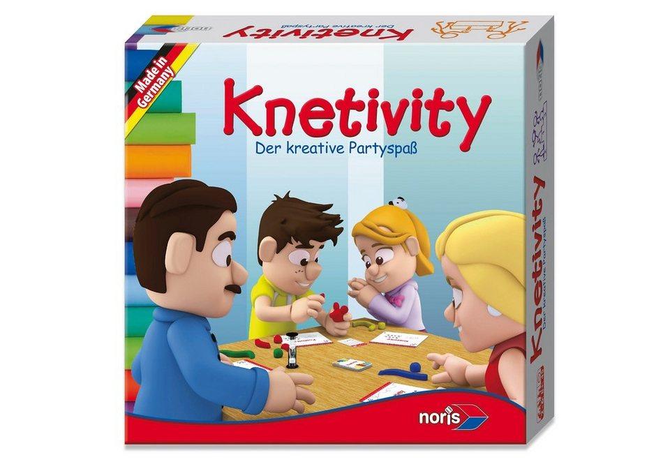Familienspiel, »Knetivity«, Noris