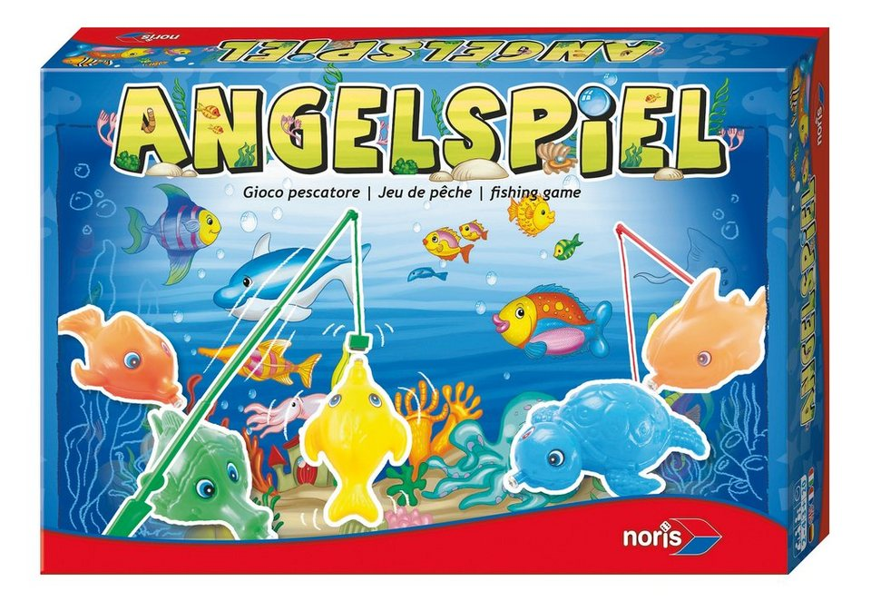 Spieleklassiker,  Angelspiel , Noris online kaufen