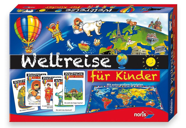 Noris, Quizspiel für Kinder, »Kinder Weltreise«