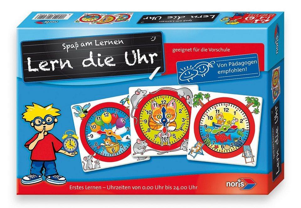 Noris, Lernspiel,  Lern die Uhr  online kaufen