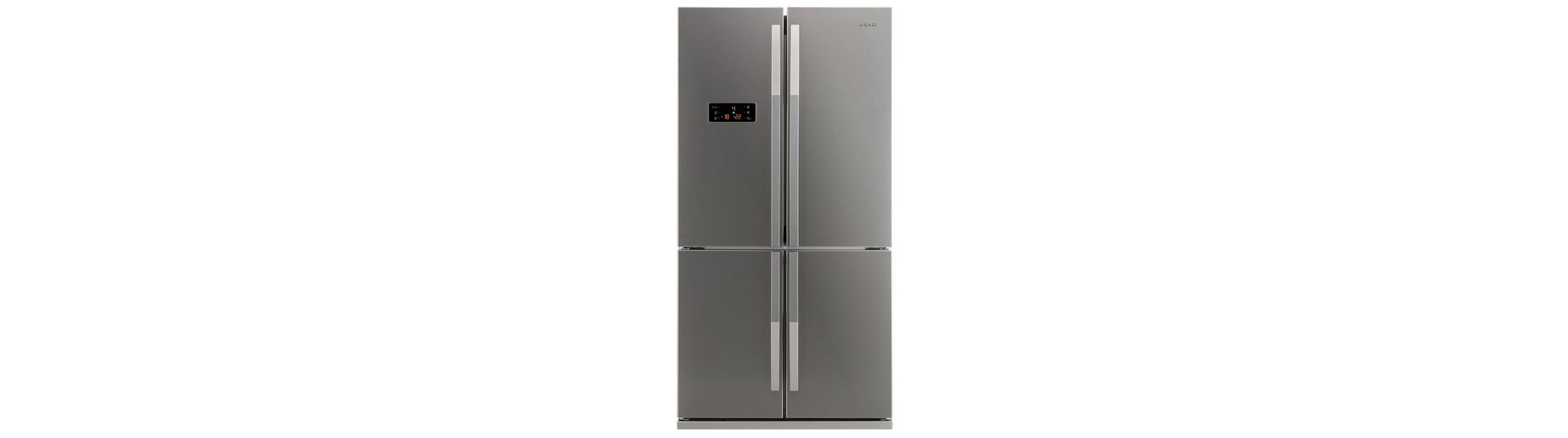 Beko Side by Side GNE 114612 X, A+, 184,5 cm hoch