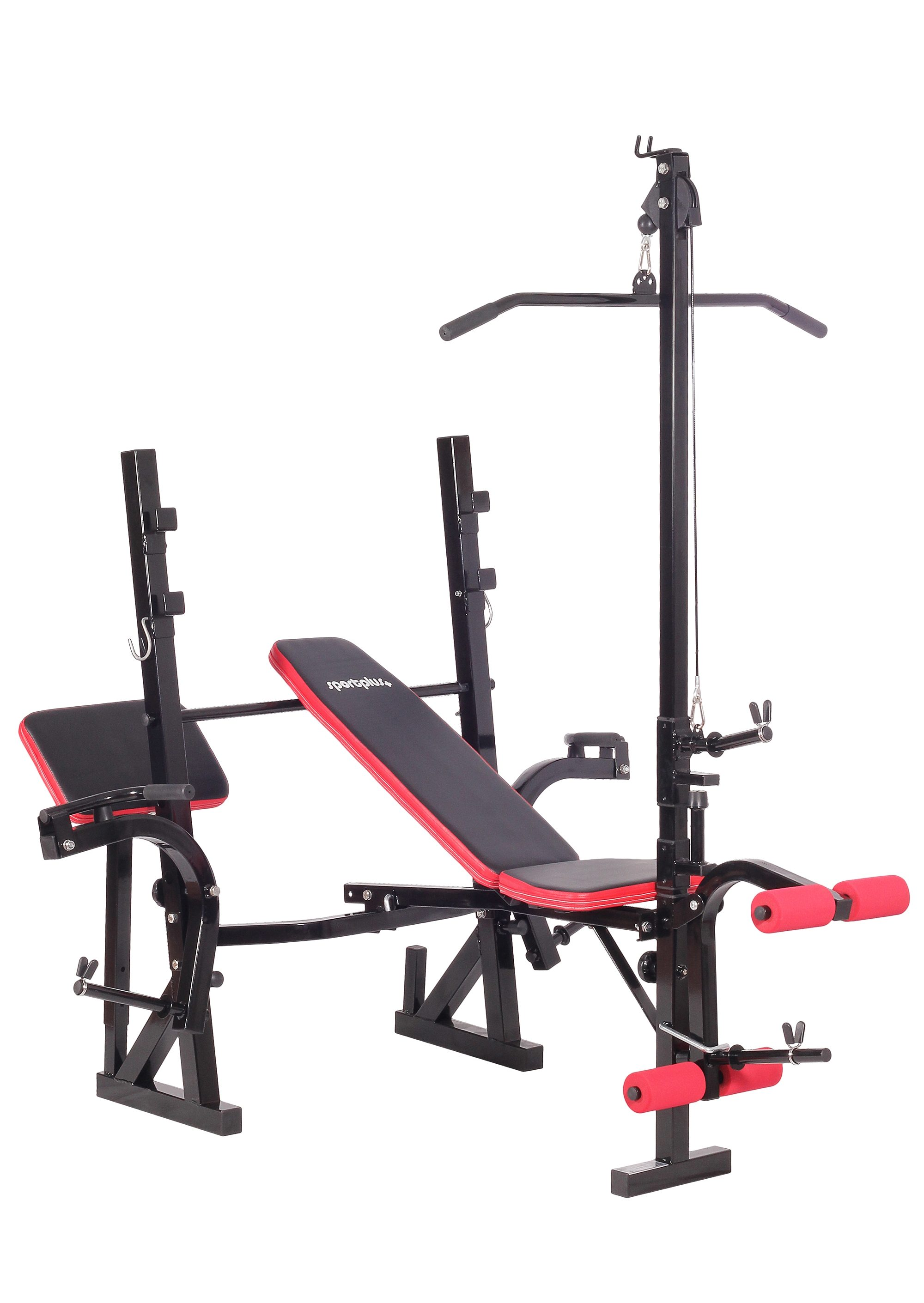 Hantelbank, »Weight Bench SP-WB-005-B«, Sportplus