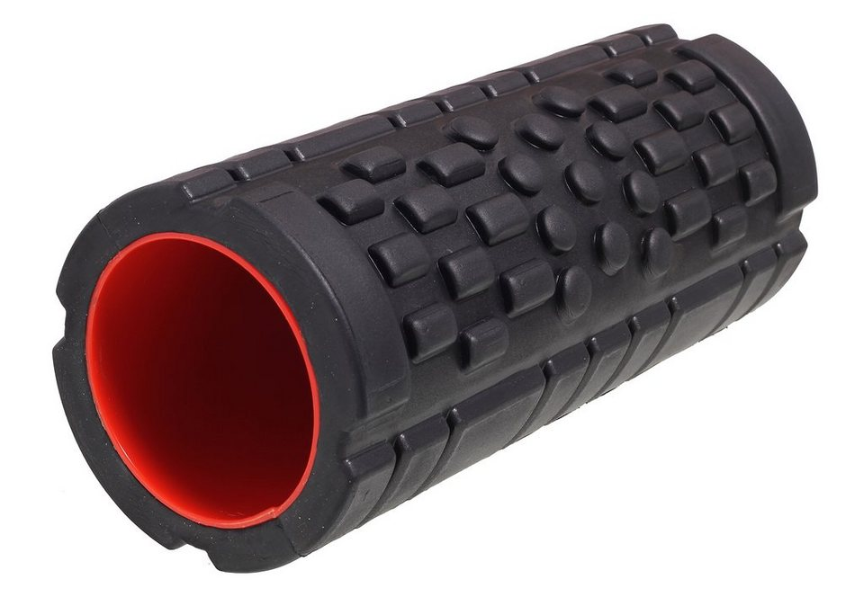 Faszien-Massagerolle, »Intense SP-YR-001-H«, Sportplus in Schwarz/Rot