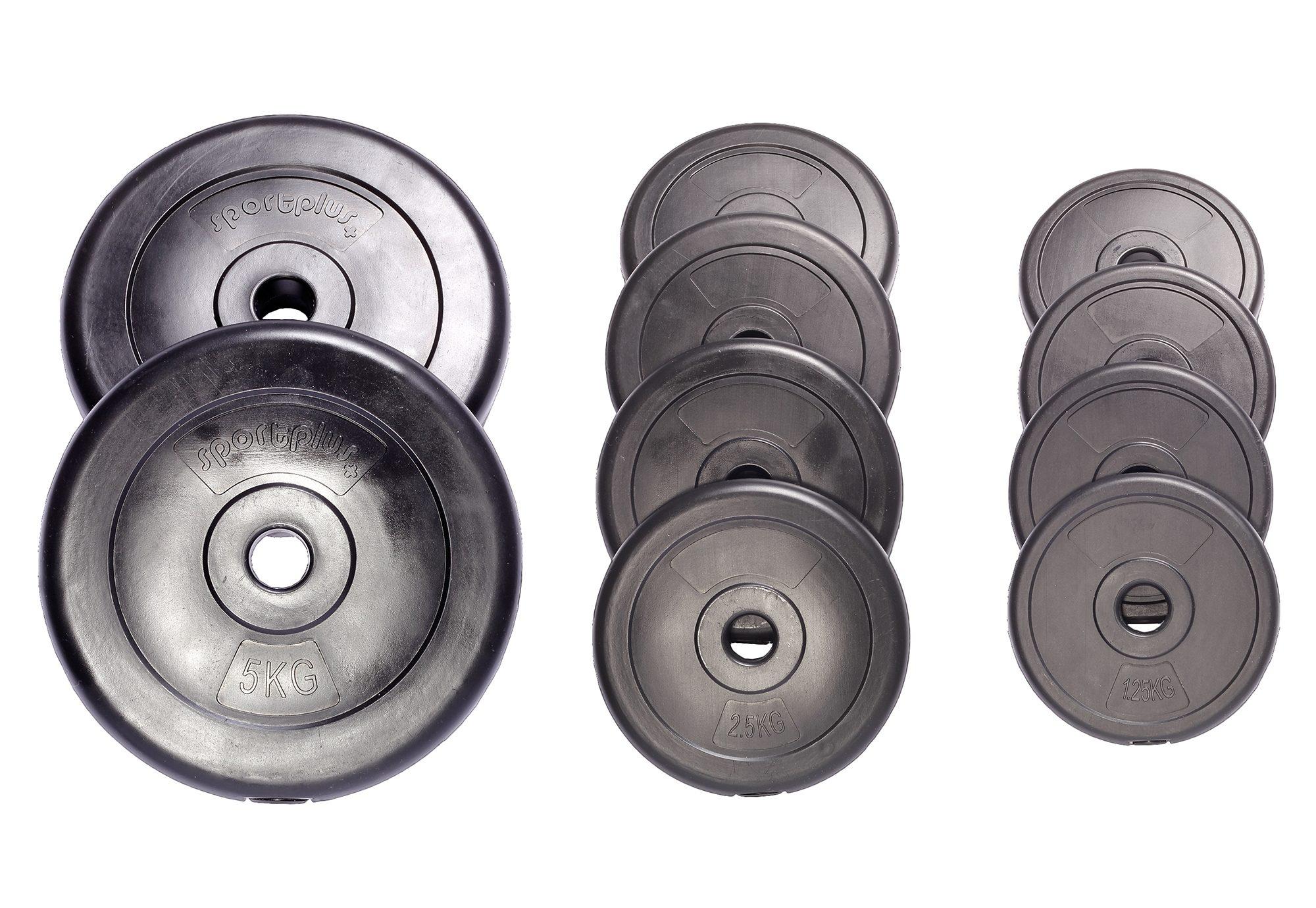 Hantelscheiben-Set, »SP-WS-025-V«, Sportplus, 25 kg
