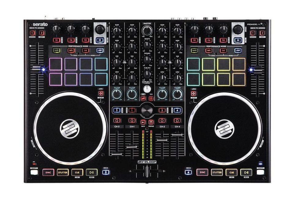 DJ-Controller, »Terminal Mix 8«, Reloop