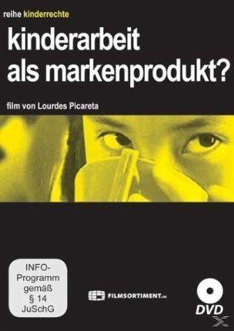 DVD »Kinderarbeit als Markenprodukt?«
