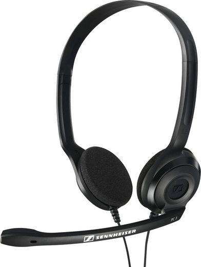 Sennheiser Headset »Beidseitiges VoIP-Headset PC 3 CHAT«