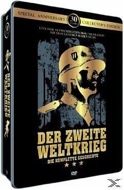 DVD »Der 2. Weltkrieg - Die komplette Geschichte...«