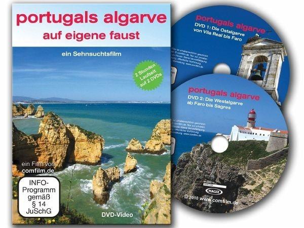 DVD »Portugals Algarve auf eigene Faust: ein...«