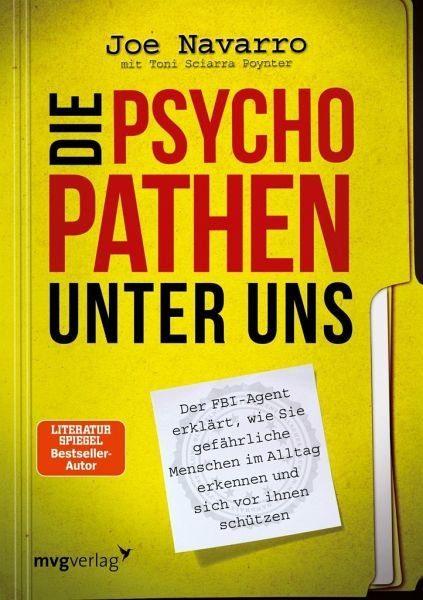 Broschiertes Buch »Die Psychopathen unter uns«
