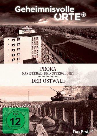 DVD »Geheimnisvolle Orte - Prora / Der Ostwall«
