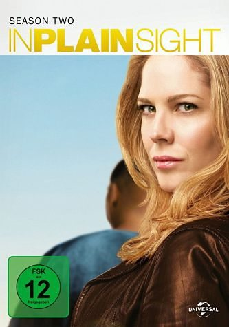 DVD »In Plain Sight - Season Two (4 Discs)«