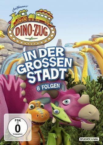 DVD »Dino-Zug - In der großen Stadt«