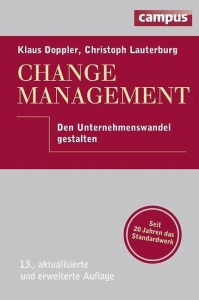 Gebundenes Buch »Change Management«