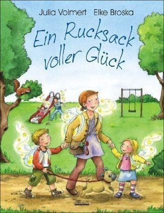 Gebundenes Buch »Ein Rucksack voller Glück«