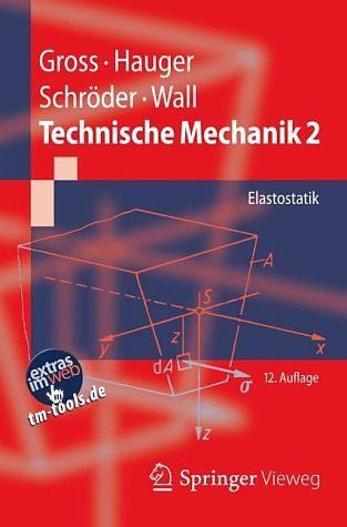 Broschiertes Buch »Elastostatik / Technische Mechanik Bd.2«