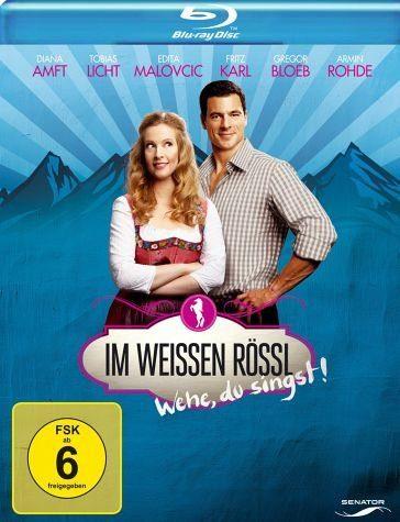 Blu-ray »Im weißen Rössl - Wehe du singst!«