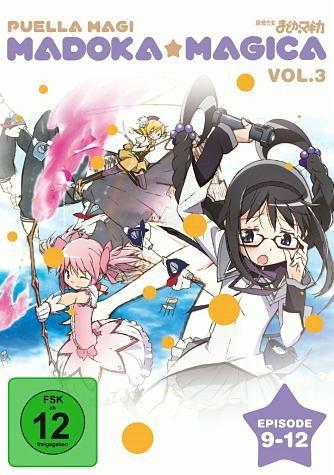 DVD »Madoka Magica, Episode 09-12«
