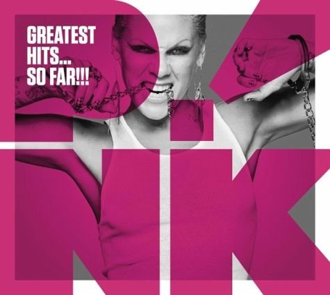 Audio CD »Pink: Greatest Hits...So Far!!!«