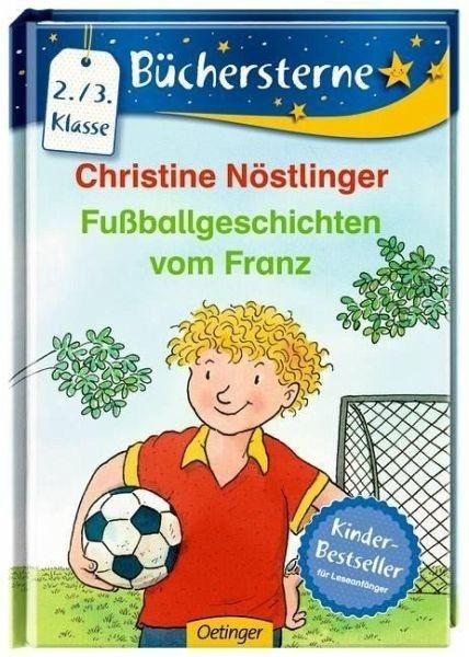 Gebundenes Buch »Fußballgeschichten vom Franz«
